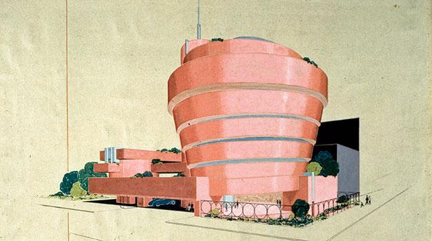 Guggenheim Museum; New York, New York