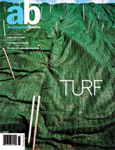 ArchitectureBoston Turf cover