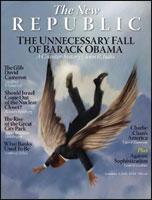 The New Republic, September 2, 2010